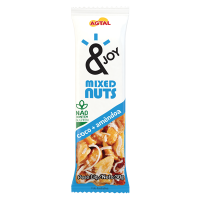 Barra Mixed Nuts Coco e Amêndoa - Agtal