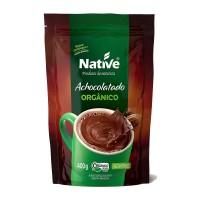 Achocolatado orgânico 400g - Native