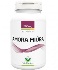 AMORA MIÚRA 60 CÁPSULAS 500MG - VITAL NATUS