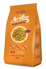 Biscoito Sem Glúten 100g Maracujá - Aruba