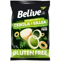 Salgadinho sabor Cebola e Salsa 35g - Belive