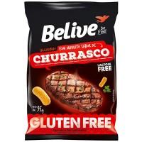 Salgadinho sabor Churrasco 35g - Belive
