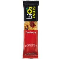 Barra 7Nuts Cranberry - Bio2