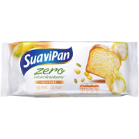Bolo zero açúcar Fubá 250g - Suavipan
