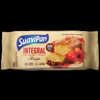 Bolo integral zero açúcar maça 250g - Suavipan