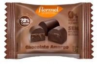 Bombom Amargo 72% - Flormel