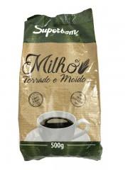 CAFÉ DE MILHO TORRADO E MOÍDO - 500G SUPERBOM