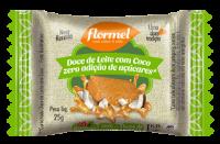 Doce de leite com coco - Flormel