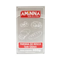Farinha de rosca sem Glúten 300g - Aminna