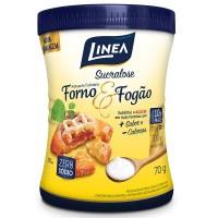 Adoçante Culinário Sucralose Forno e Fogão - Linea