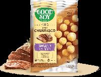 Snack de Soja sabor Churrasco 25g - Goodsoy
