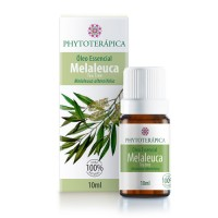 ÓLEO ESSENCIAL DE MELALEUCA (TEA TREE) 10ML - PHYTOTERÁPICA
