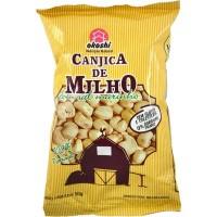 CANJICA DE MILHO COM SAL MARINHO - OKOSHI 50g