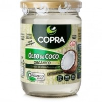 Óleo de Coco Orgânico - COPRA 500 mL