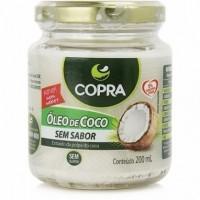 Óleo de Coco Sem Sabor - COPRA 200 mL