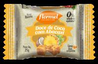 Doce de Coco com Abacaxi - Flormel