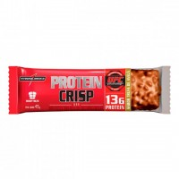 Barra de Proteína sabor trufa de avelã- protein crisp 45g