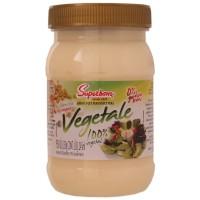 Maionese vegana vegetale 250g - Super Bom
